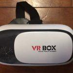 スマホでVR!uvistar VR BOX 3D VRゴーグルで別世界を体験しました!