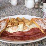 沖縄のアメリカンなレストラン。ローズガーデンの朝食が美味しい!