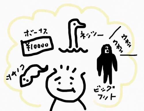 ボーナスのイメージ