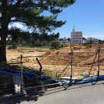 #4沖縄市・キングス新アリーナ建設予定地の現在