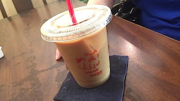 テイクアウト・コーヒー