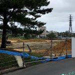 #5沖縄市・キングス新アリーナ建設予定地の現在