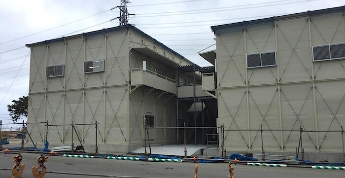 プレハブ建設