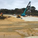 #6沖縄市・キングス新アリーナ建設予定地の現在
