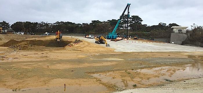 10月4日アリーナ建設3
