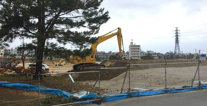 10月4日アリーナ建設5