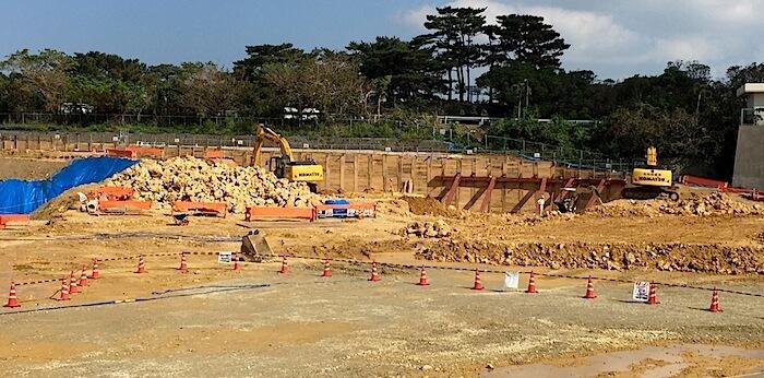 1キングス建設地11月