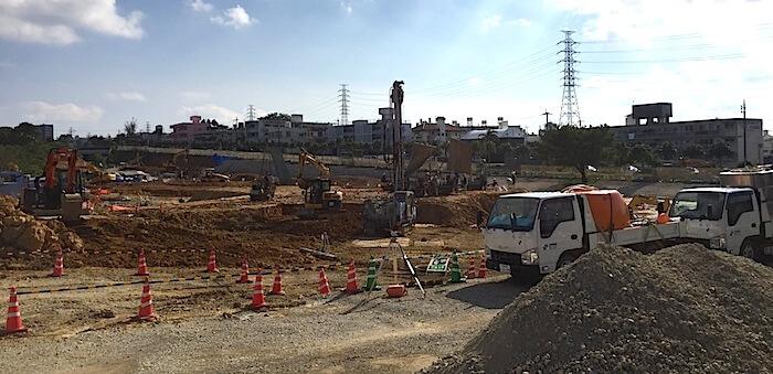 4キングス建設地11月