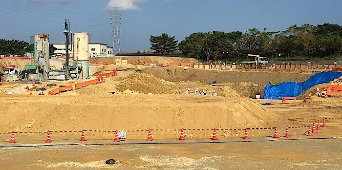 3キングス建設地11月