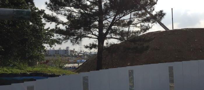 3月7日アリーナ建設5