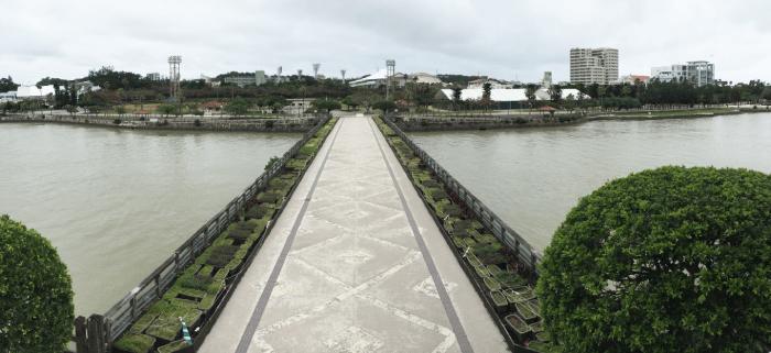 奥武山公園・橋
