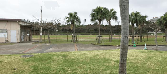 奥武山公園陸上競技場