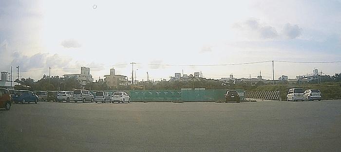 FC琉球・無料臨時駐車場2
