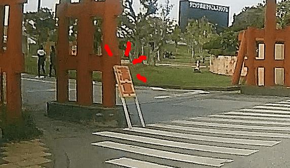 ひやごんスタジアム・入口2