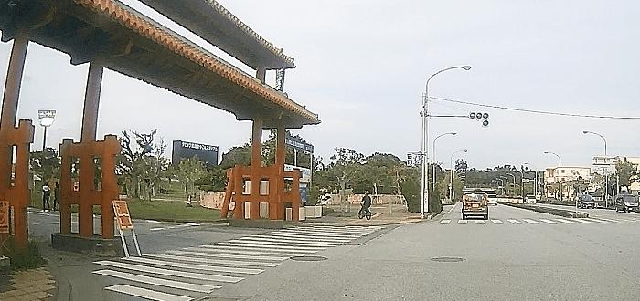 ひやごんスタジアム・入口1