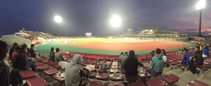 県総スタジアム