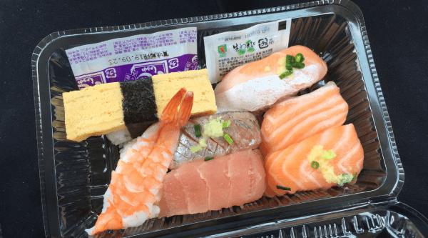 にぎり寿司(バイキング)