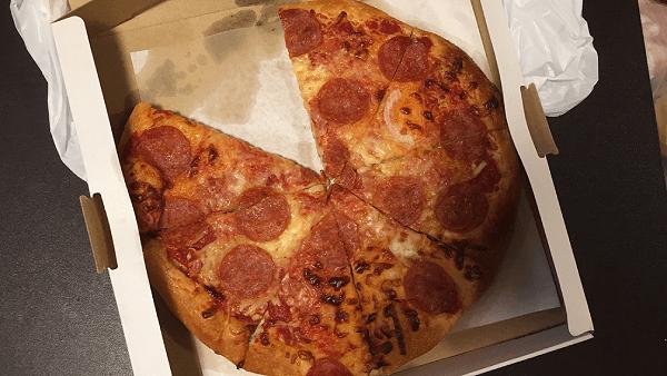 マルコポーロ・ピザ2